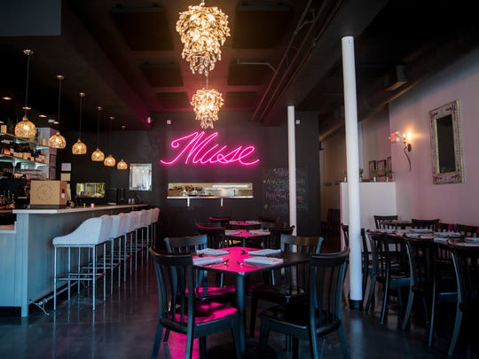 Muse in Mt. Lookout opened in December 2017. They specialize in clean, innovative and local dishes.