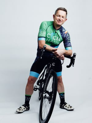 Mark Kelly is riding 252 miles from Greenville to Charleston to raise funds for the Alzheimer's Association in the annual  Ride to Remember
