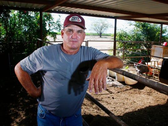 Rancher David Stambaugh