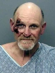 Deputies arrested Gary Bennett on Saturday after an elderly man was beaten and robbed of his pickup in Lakehead.