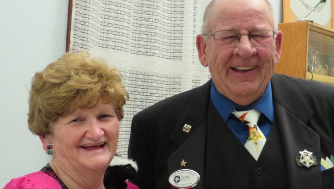 L. Kay Stam of Polson, worthy grand matron of the grand chapter of the Order of the Eastern Star in Montana, will make her official visitation to the Cascade No. 101 at 7 p.m. on Thursday.