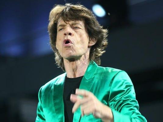 Sir Mick Jagger