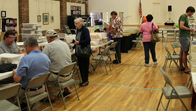Ninth annual Stamp Show to visit Tallahassee.