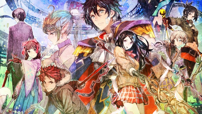 Tokyo Mirage Stories ♯FE Review.
