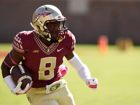 Kermit Whitfield has been praised all fall by head