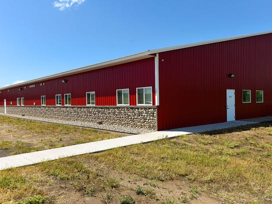 Stickney Hill Dairy recently opened a new processing