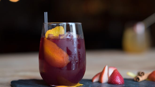 Sangria, the fruity wine-based drink, will be the basis of a class May 21 at Movida in Walker's Point.
