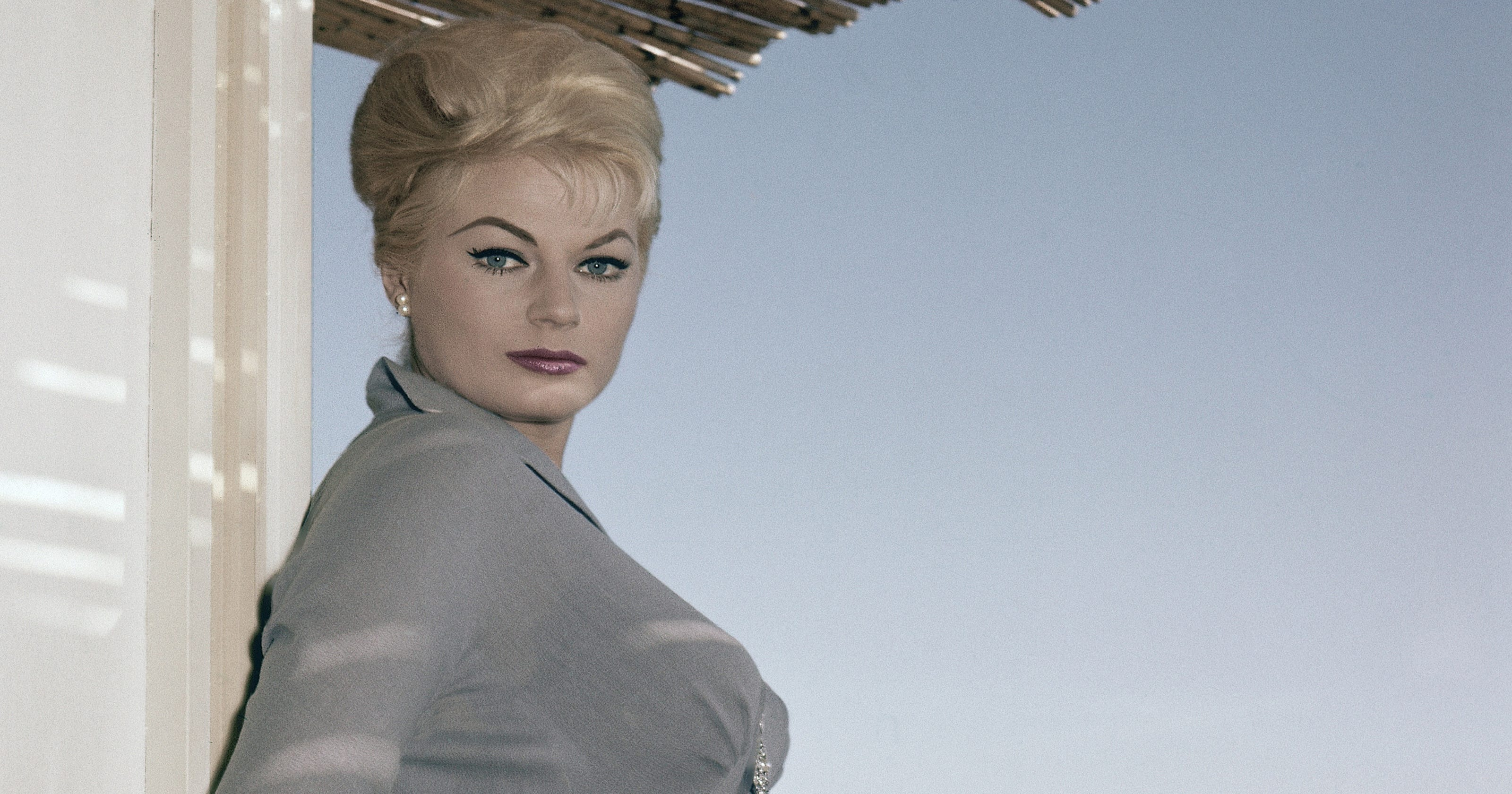 La Dolce Vita actress Anita Ekberg dies at 83