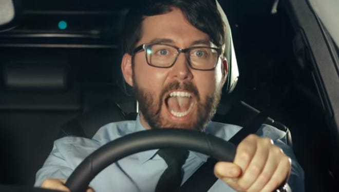 """Toyota will air the """"Heck on Wheels"""" commercial for the all-new 2016 Prius during this year's Super Bowl."""
