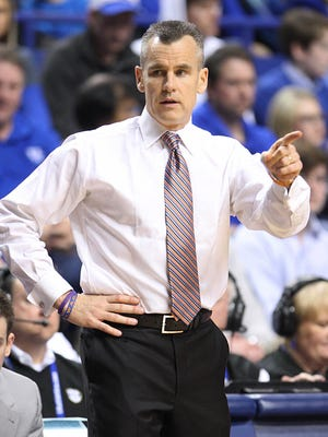 Billy Donovan is being courted by the Oklahoma City Thunder.