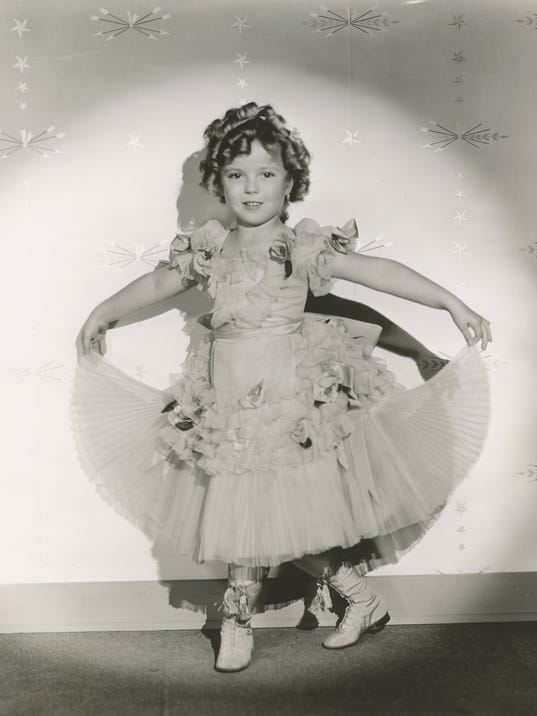 Shirley Temple Memorabilia Tour