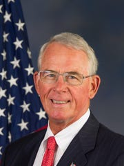 Rep. Francis Rooney is the Republican incumbent candidate for Congress in Florida's 19th congressional district.