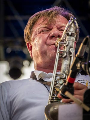 Russian saxophonist Igor Butman will play in two shows on both June 27 and June 28 at the Xerox Rochester International Jazz Festival.