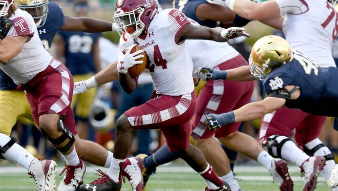 Temple will play UMass on Sept. 15