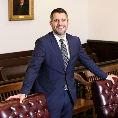 Jason Given, Coshocton County Prosecutor