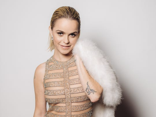 "Taryn Manning portrays a mother living with bipolar disorder in ""A Light Beneath Their Feet."""