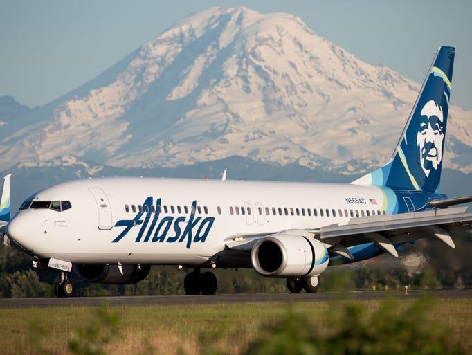 Alaska Airlines, Virgin America begin merger process Alaska Airlines