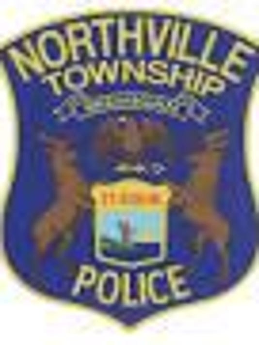 NRO NORTHVILLE TOWNSHIP POLICE BADGE