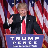 Inauguration? Yes. Trump's speech? No, teacher tells parents
