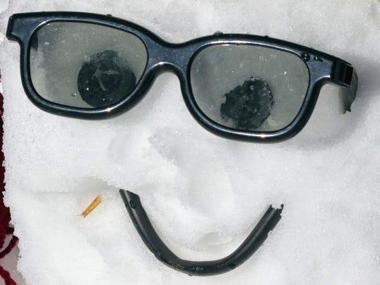 davids snowman