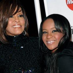 Photos: Bobbi Kristina Brown and Whitney Houston