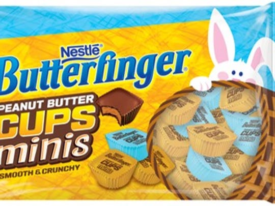 Butterfinger is now among the candies made with no
