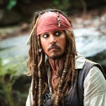 Johnny Depp injured on location of next 'Pirates' movie