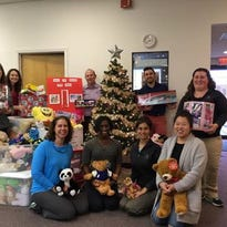 Toys for Tots: Where to drop off toys in Central Jersey
