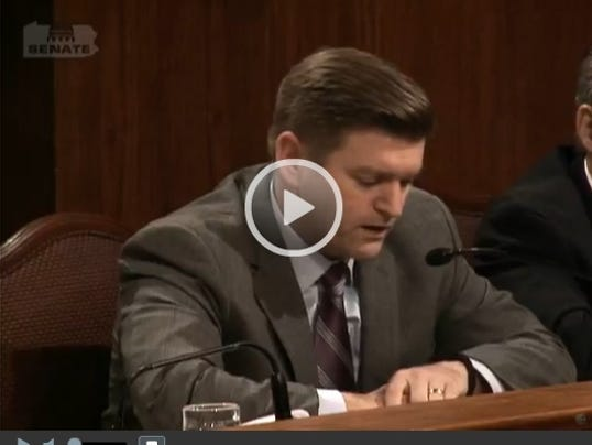 Senate budget hearings