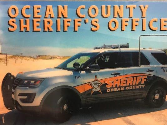 Ocean County sheriff
