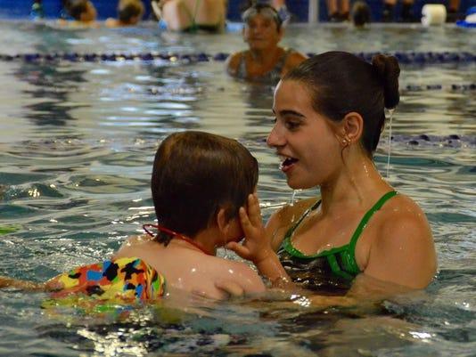 YMCA transitions to new swim program PHOTO CAPTION