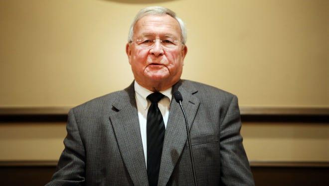 Oakland County Executive,  L. Brooks Patterson