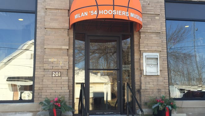 The Milan '54 Hoosiers Museum isn't easy to find, and that's part of the problem.
