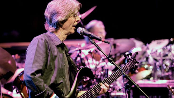 Phil Lesh has announced that he is battling cancer.
