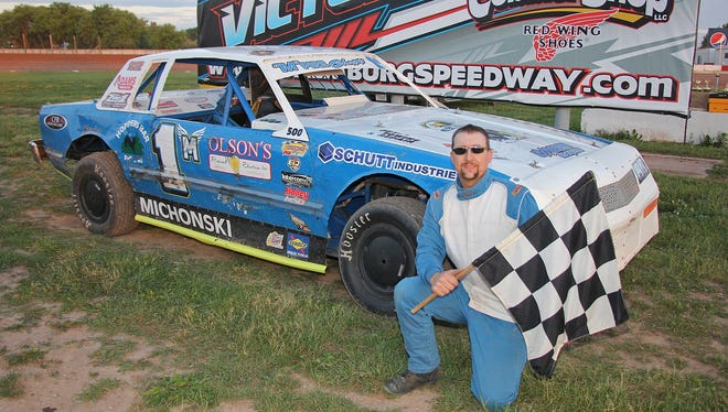 Despite flying under the radar and racing on a smaller budget, Leopolis' Dan Michonski remains one of the top weekly IMCA stock car drivers on Saturday nights at Shawano Speedway.