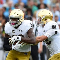 Notre Dame confident at 5-1, but toughest test awaits with back-loaded schedule