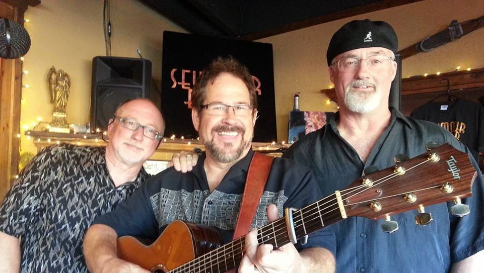 Seymour Baker Band plays acoustic Americana, blues
