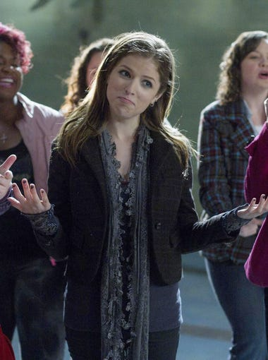 Kendrick plays Beca, a slightly punk risk-taker who shakes things up in a squeaky-clean, all-female college a cappella group called the Bellas. The plot is predictable but the harmonies are slick. Kendrick's sweet voice gets some solo time in the spotlight when she performs an audition song while tapping out accompanying percussion on a drinking cup.