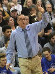 Current St. Peter's coach Joe Jakubick was instrumental in leading the Madison Rams to their best record in school history in the 1979-80 season.