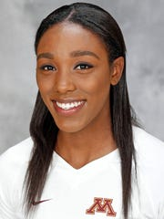 Kayla Buford is a Canton High School alum who plays