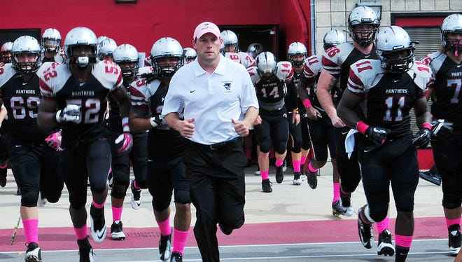 Florida Tech Football head coach Steve Englehart says year two for the Panthers will hold some challenges.