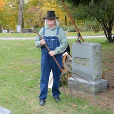 The past is present at upcoming community history events
