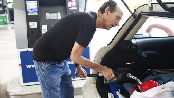 Americans paid the lowest gas prices for the Labor Day holiday weekend in since 2004, AAA reports.