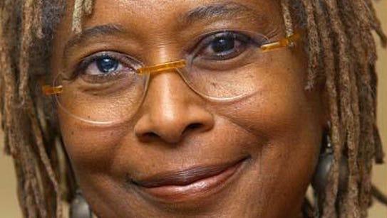 Novelist and poet Alice Walker was born on Feb. 9,