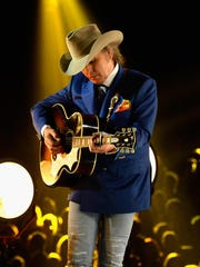 Country star Dwight Yoakam performs at the Oregon State Fair 7 p.m. on opening day, Aug. 25. Free with fair admission, $2 for opening day; $35 VIP tickets.