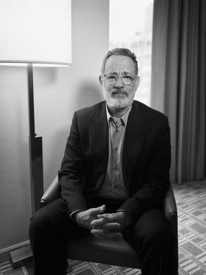 "Tom Hanks co-wrote and stars in the World War II war drama, ""Greyhound."""