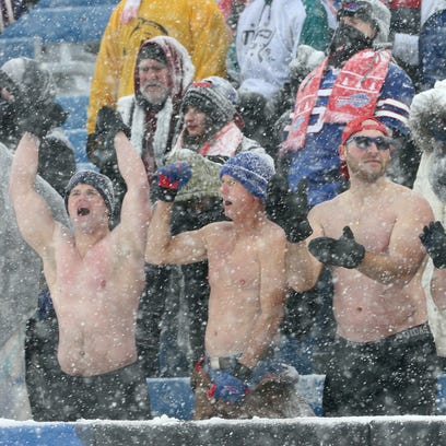 Roth: The day 'Let it Snow' became the Buffalo Bills theme song