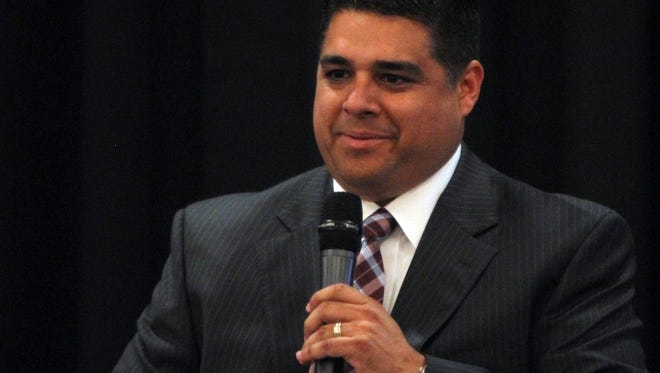 Mayor Stephen Santellana recently denied a request by Pride in the Falls to proclaim June Diversity Pride Month.