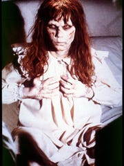 """Linda Blair in 1973's """"The Exorcist."""""""