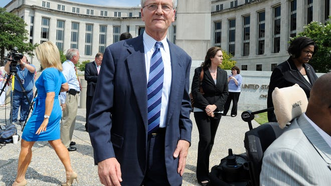 Former Alabama Governor Don Siegelman